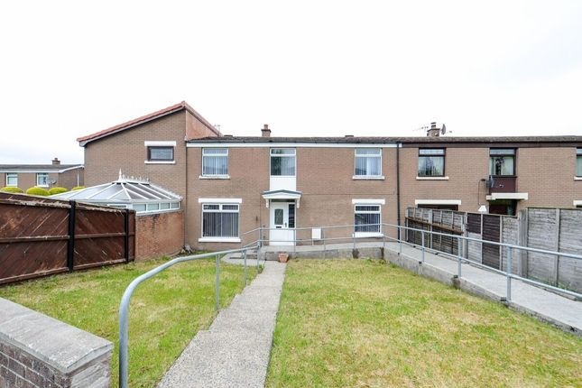 Thumbnail Terraced house for sale in Lowland Avenue, Dundonald, Belfast
