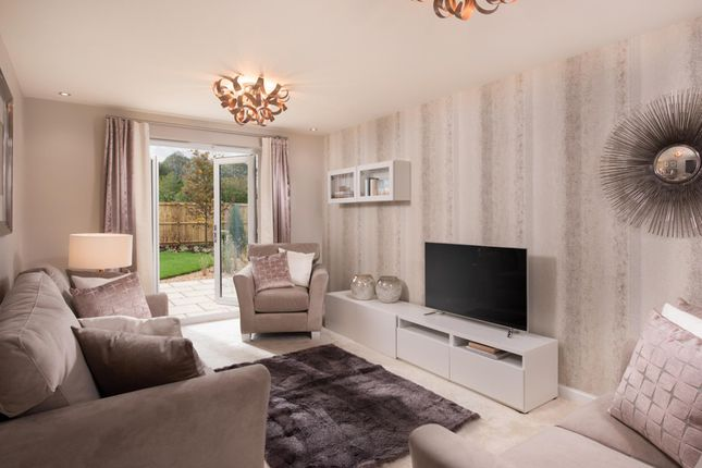 "Thumbnail Detached house for sale in ""Lincoln"" at Birch Road, Walkden, Manchester"