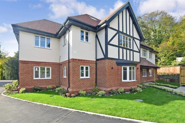 Thumbnail Flat for sale in Russell Green Close, Purley, Surrey