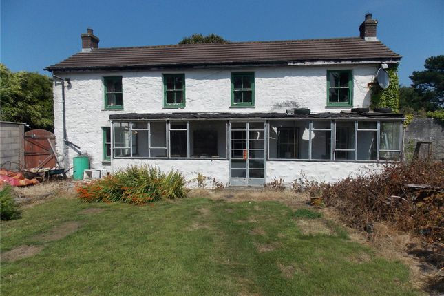 Thumbnail Detached house for sale in Jon Davey, Treleigh Industrial Estate, Redruth