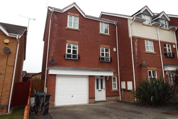 Thumbnail Town house to rent in Cwrt Llewelyn, Conwy