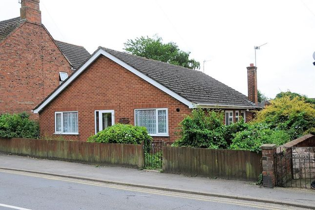 Thumbnail Bungalow for sale in Halton Road, Spilsby