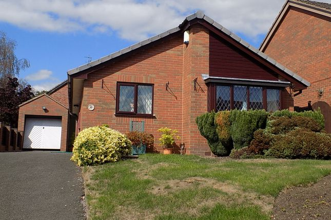 Thumbnail Bungalow for sale in Atlow Brow, Ashbourne Derbyshire