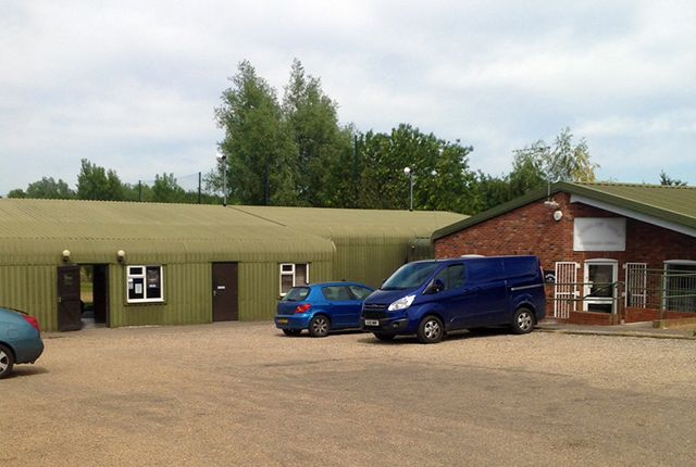 Thumbnail Leisure/hospitality for sale in Old Bury Road, Diss