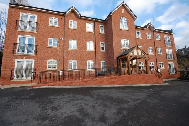 Thumbnail Flat to rent in King Edward Road, Hyde