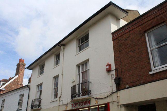 Thumbnail Flat to rent in Church Street, Woodbridge