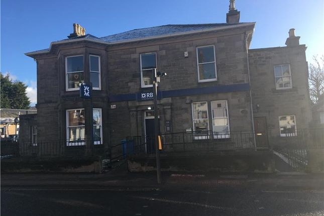 Thumbnail Office for sale in 72, Main Street, Carnwath, Lanark, Lanarkshire, UK
