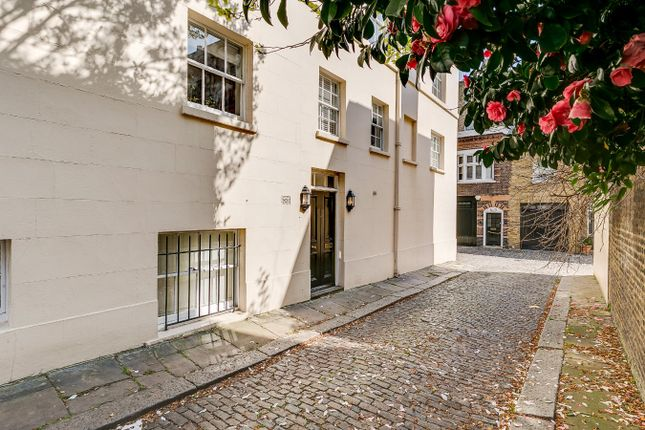 Thumbnail Detached house to rent in Brunswick Place, Marylebone, London