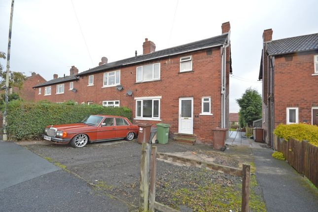 Thumbnail Semi-detached house for sale in Ridge Crescent, Middlestown, Wakefield