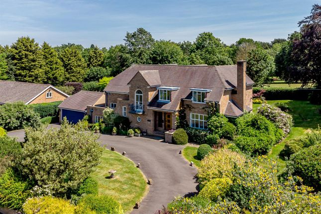 Thumbnail Detached house for sale in Lyttelton Road, Droitwich Spa, Worcestershire