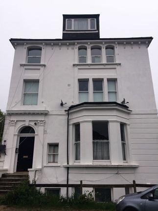 Thumbnail Flat to rent in Lancaster Road, London