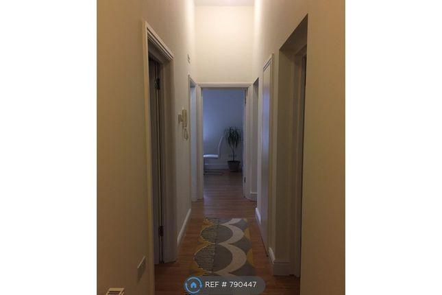 Hallway To Dining Area