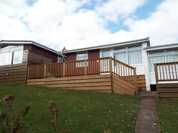 Thumbnail Mobile/park home for sale in Torquay Road, Shaldon, Devon