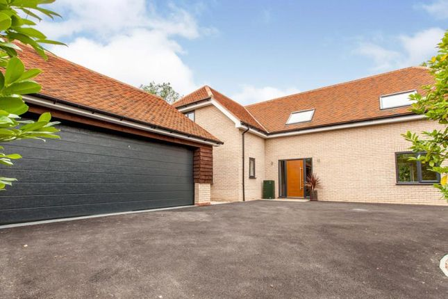 Thumbnail Detached house for sale in Highfields Road, Highfields Caldecote