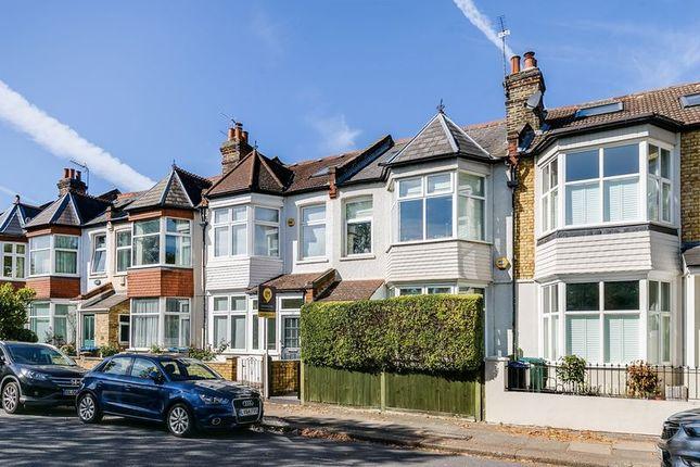 External of Strathearn Road, London SW19
