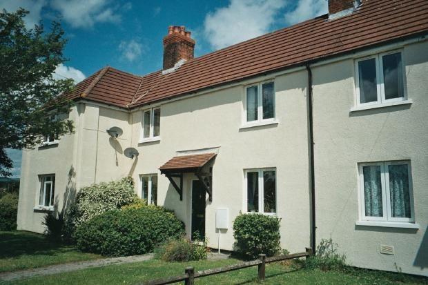 Thumbnail Terraced house to rent in Mercian Way, Sedbury