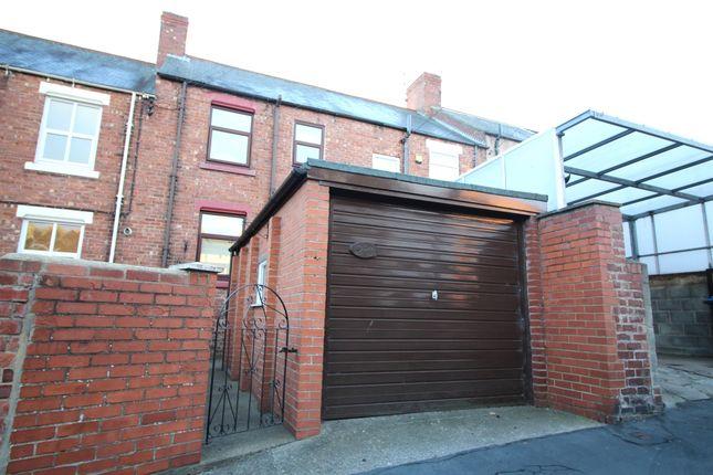 Garage of Eldon Bank, Eldon, Bishop Auckland, County Durham DL14