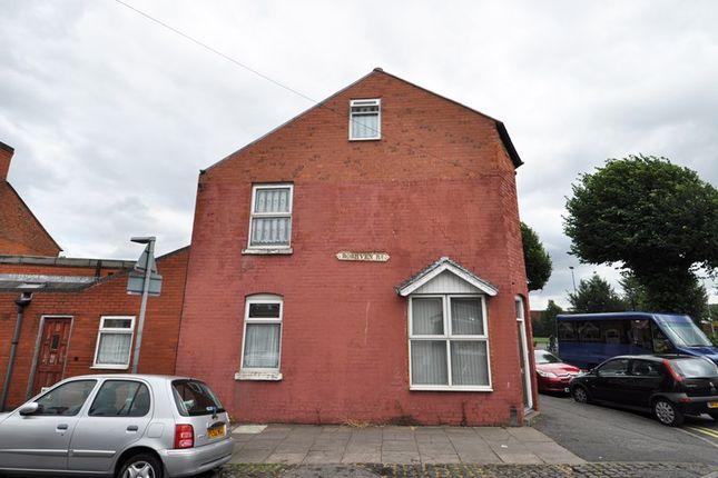 Thumbnail End terrace house to rent in Taunton Road, Balsall Heath, Birmingham