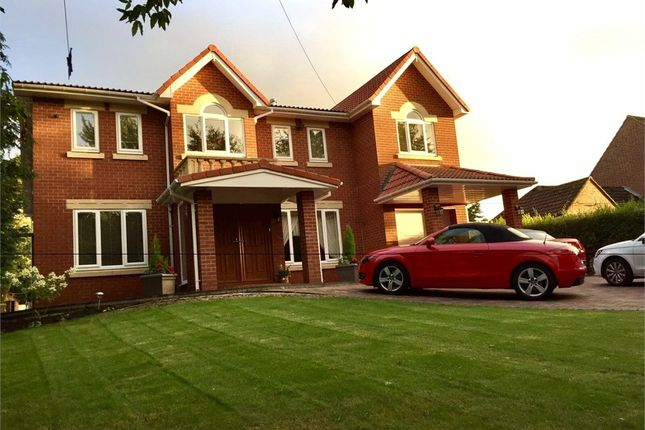 Thumbnail Detached house for sale in Edge Hill, Ponteland, Newcastle Upon Tyne, Northumberland