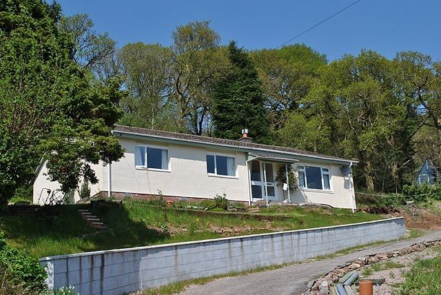 Thumbnail Bungalow for sale in High Road, Tighnabruaich, Argyll And Bute