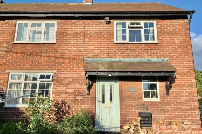 3 bed semi-detached house to rent in Cross O'th Hill Road, Nomans Heath, Malpas SY14