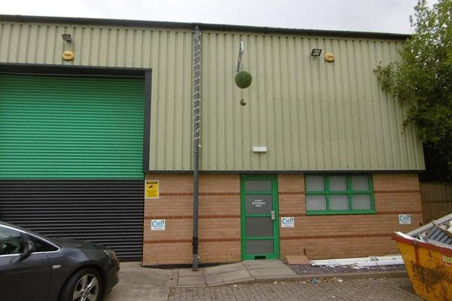 Thumbnail Light industrial to let in Unit 10 Queensway Link Stafford Park, Telford