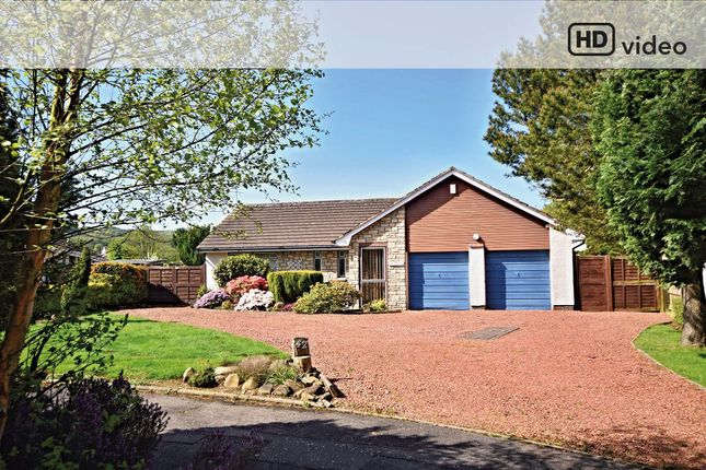 Thumbnail Detached bungalow for sale in Glenalla Crescent, Ayr