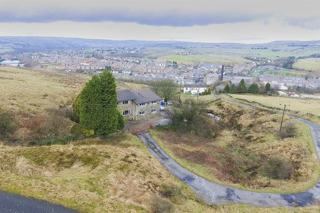 Farmhouse for sale in Stubbylee Moss Barn, Deansgreave Road, Bacup