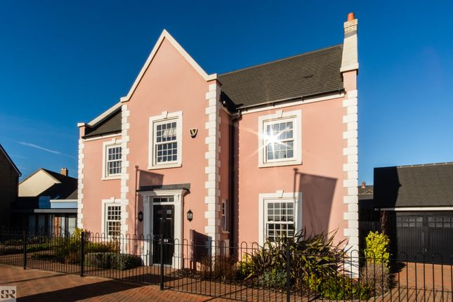 Thumbnail Detached house for sale in Ripley Link, Great Denham, Bedford