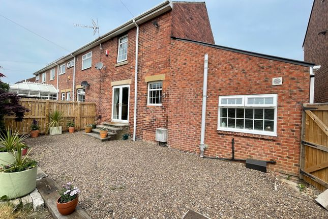 3 bed end terrace house for sale in King Edward Terrace, Shield Row, Stanley, County Durham DH9