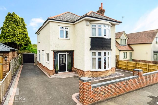 Thumbnail Detached house for sale in Waltham Road, Boscombe East