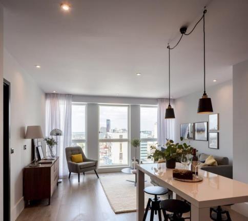 Thumbnail Flat for sale in Leon House, 233 High Street, Croydon