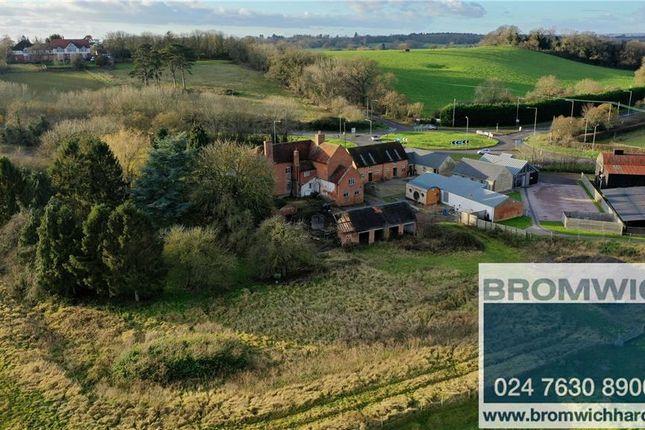 Thumbnail Land for sale in Harwoods House & Barns, Banbury Road, Ashorne, Warwick, Warwickshire