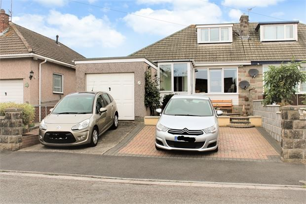 Thumbnail Semi-detached house for sale in Hampden Road, Worle, Weston-Super-Mare, North Somerset.