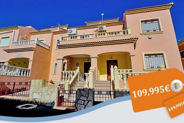 2 bed town house for sale in Playa Flamenca, Orihuela Costa, Spain