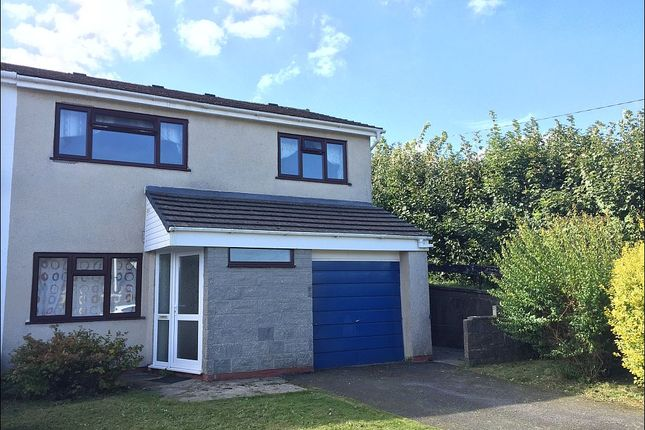 Thumbnail Semi-detached house to rent in Penbryn, Lampeter