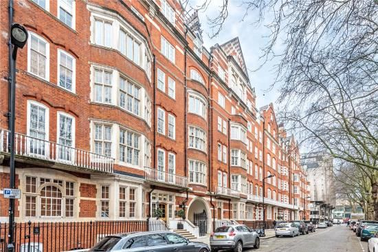 2 bed property for sale in Bedford Court Mansions, Bedford Avenue, London