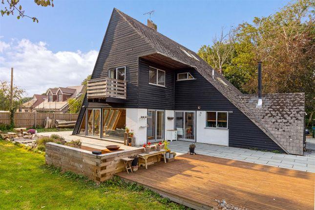 Thumbnail Detached house for sale in Horsemere Green Lane, Climping, Littlehampton