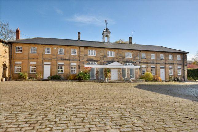 Thumbnail Detached house for sale in Swillington House, Coach Road, Swillington, Leeds