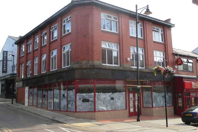 Thumbnail Restaurant/cafe to let in Yorkshire Street, Oldham