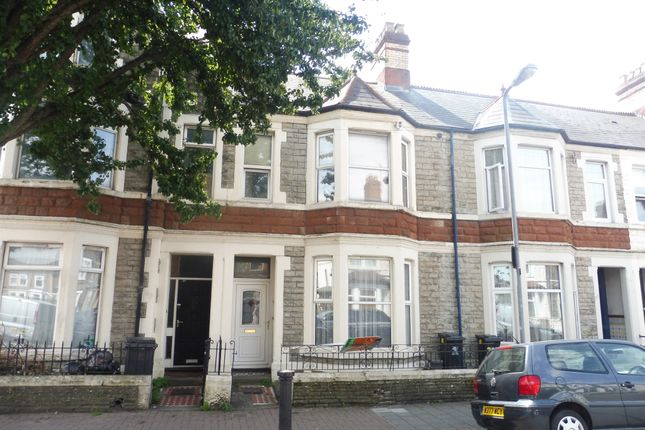 3 bed terraced house for sale in Kincraig Street, Roath, Cardiff