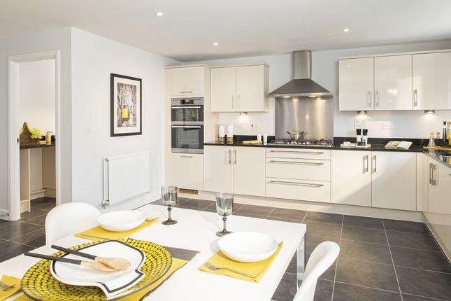 "Thumbnail Detached house for sale in ""Manning"" at Langaton Lane, Pinhoe, Exeter"