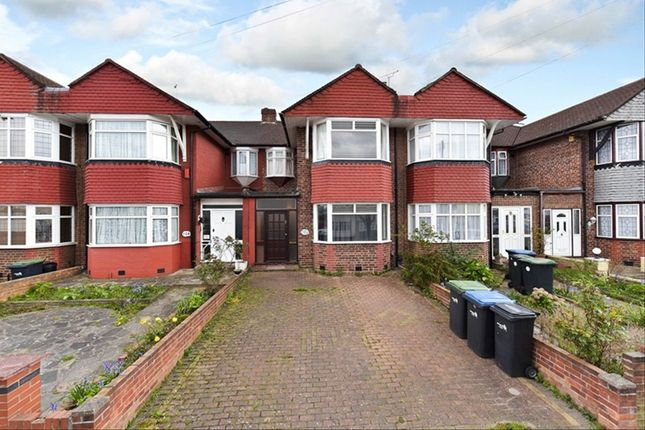 3 bed terraced house for sale in Empire Avenue, Edmonton