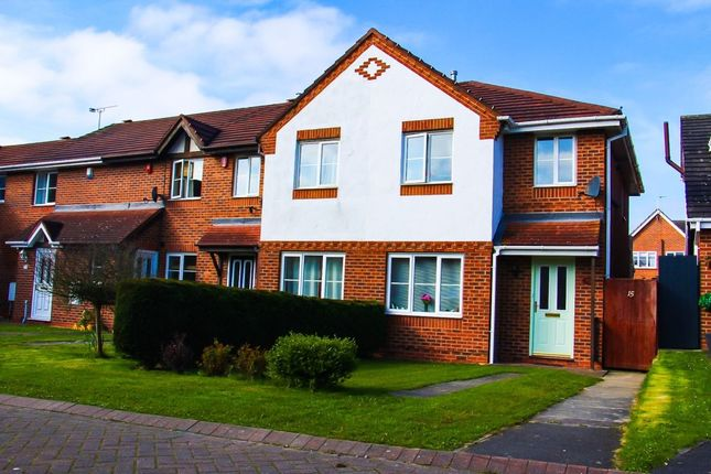 Thumbnail Terraced house to rent in Tomkinson Close, Crewe
