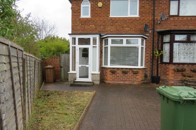 Thumbnail Property to rent in Hillside Croft, Solihull, West Midlands
