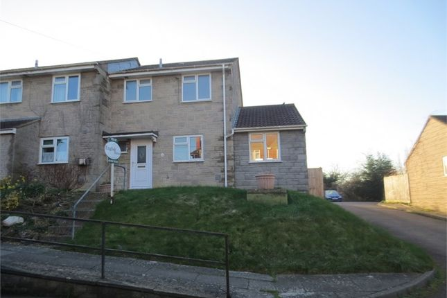 Thumbnail Semi-detached house to rent in Giffords Orchard, Stembridge, Martock