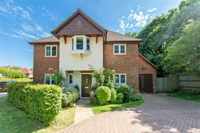 Thumbnail Detached house for sale in Wintons Close, Burgess Hill, West Sussex
