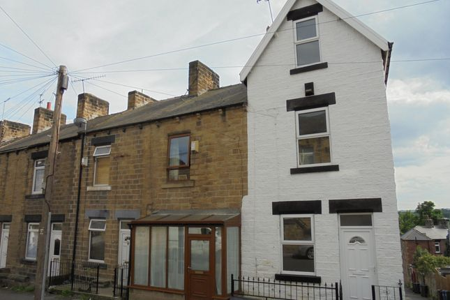 Thumbnail End terrace house to rent in James Street, Worsbrough, Barnsley