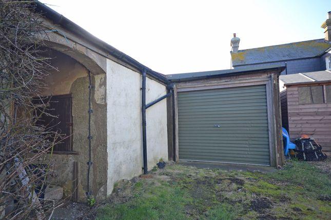 Garage of Homer Cottages, West Street, Selsey PO20