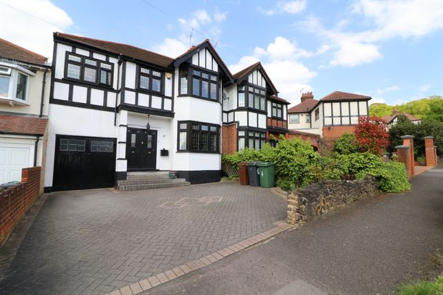 Thumbnail Semi-detached house for sale in Palace View Road, Chingford